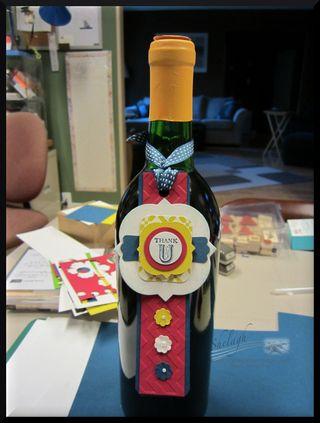 Tag bottle